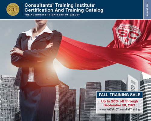 CTI Certification and Training Catalog